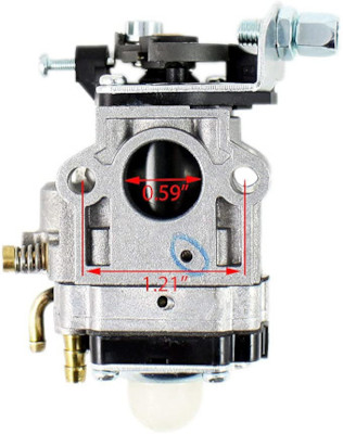 Decespugliatore con testina che gira a motore caldo  Ruixin11